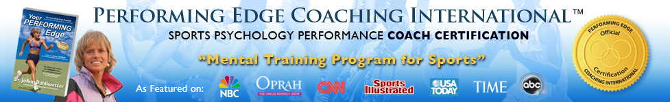 Sports Psychology Certification Training for Performance Coaches